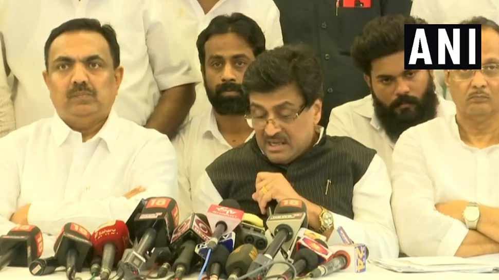 चुनाव 2019: महाराष्ट्र में कांग्रेस 24 और एनसीपी 20 सीटों पर उतारेगी प्रत्याशी, कई छोटी पार्टियां भी साथ