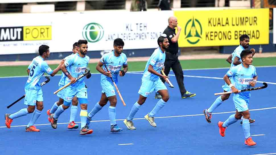 हॉकी: अजलान शाह कप में भारत की धमाकेदार शुरुआत, एशियन गेम्स के चैंपियन को हराया