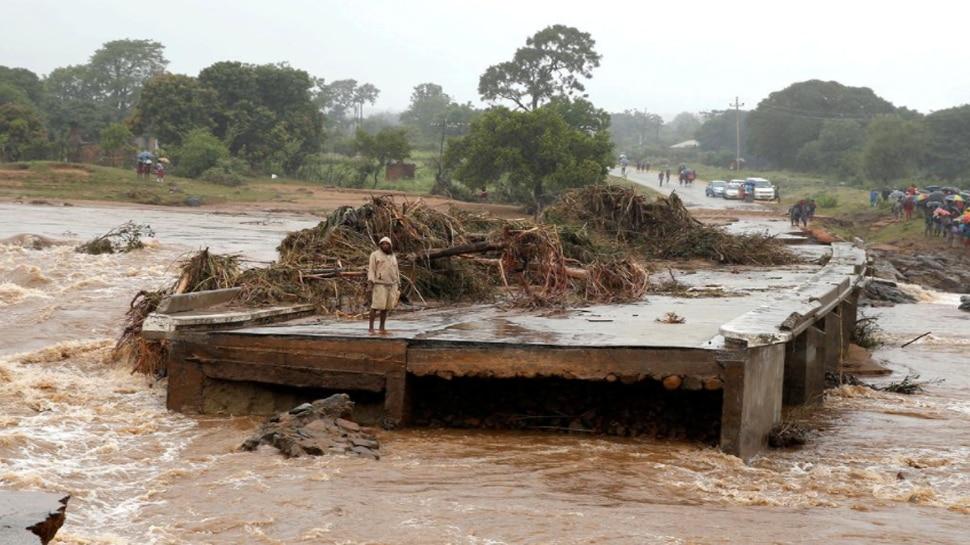 मोजाम्बिक में भीषण चक्रवात 'इदाई' के कारण 417 लोगों की हुई मौत