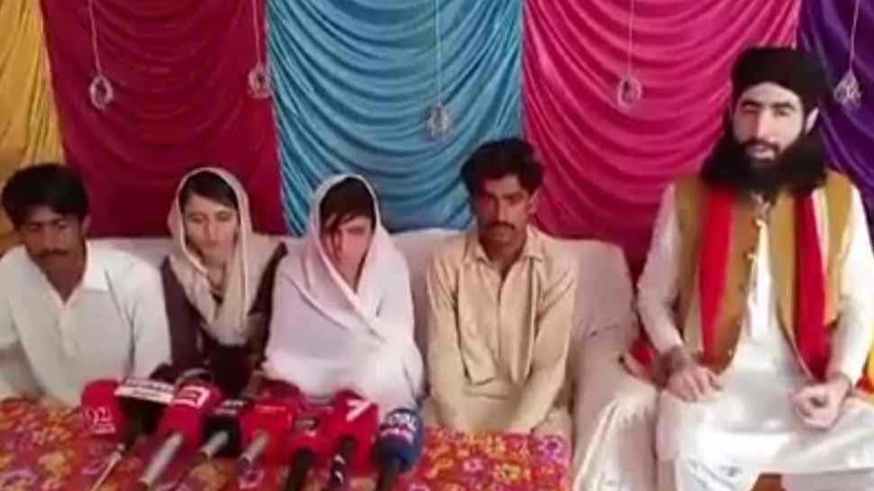 पाकिस्तान: दो नाबालिग हिन्दू लड़कियों का अपहरण और जबरन धर्म परिवर्तन
