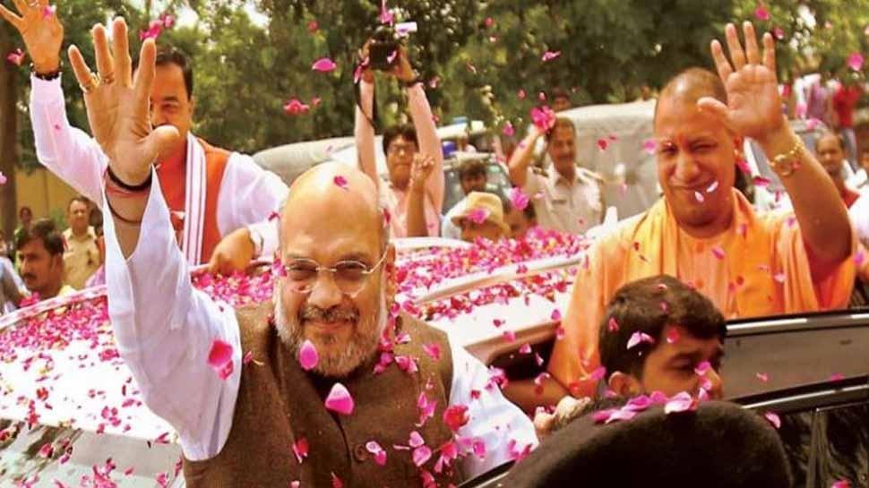 Live: BJP ने 'विजय संकल्प सभा' का किया आगाज, सभी 80 लोकसभा सीटों पर कर रही ताबड़तोड़ रैलियां