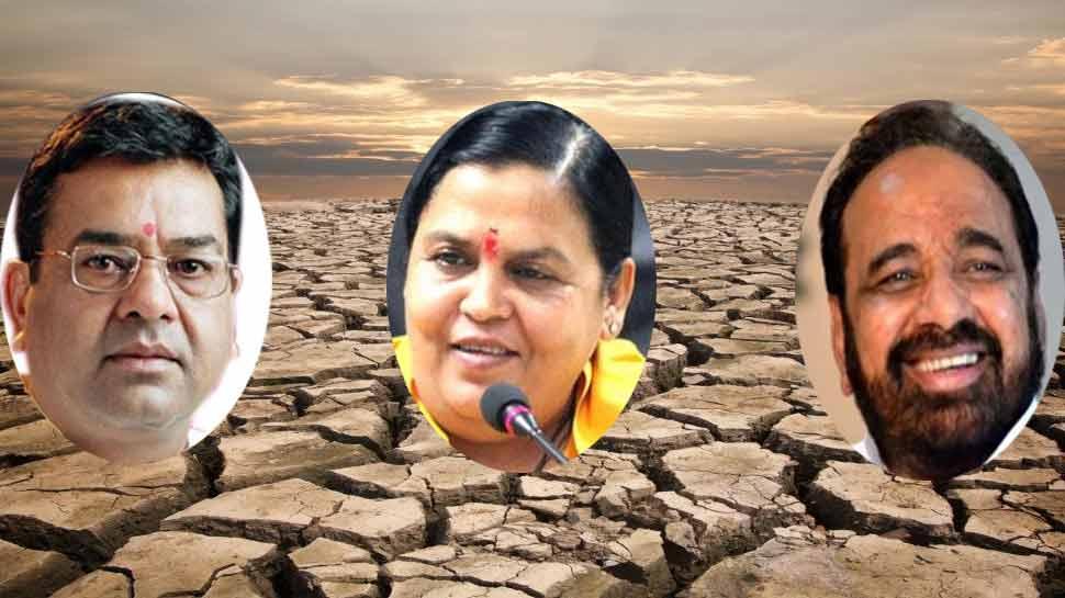 बुंदेलखंड की राजनीतिक तपिश को भांप गए हैं दिग्गज राजनेता, चुनाव से कर रहे तौबा-तौबा