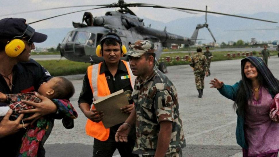 भारतीय नौसेना ने चक्रवात प्रभावित मोजाम्बिक में चलाया राहत अभियान, 192 लोगों की बचाई जान