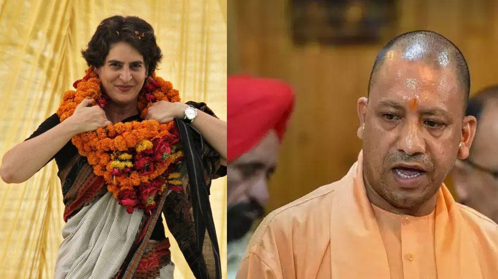 गन्ना बकाया को लेकर प्रियंका के आरोपों का यूपी CM योगी आदित्यनाथ ने किया पलटवार