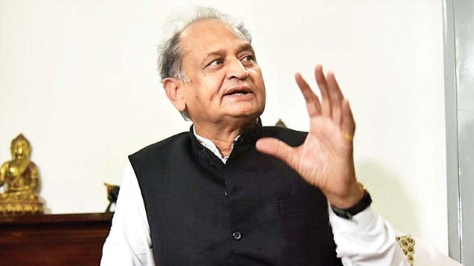 अशोक गहलोत बोले, गांधी परिवार के बगैर कांग्रेस पार्टी बिखर जाएगी इसलिए उनका नेतृत्व जरूरी