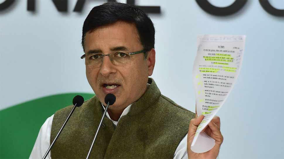 सुरजेवाला ने लगाए थे येदियुरप्पा पर गंभीर आरोप, दस्तावेज निकले फर्जी, BJP दर्ज कराएगी शिकायत