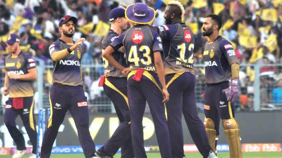 रसेल के तूफान में उड़ी हैदराबाद की चुनौती, अंतिम 18 गेंद पर 53 रन बनाकर जीता कोलकाता