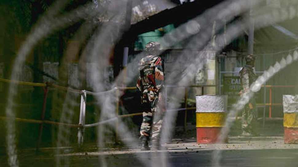 पाकिस्तान ने फिर किया सीजफायर का उल्लंघन, गोलीबारी में एक जवान शहीद
