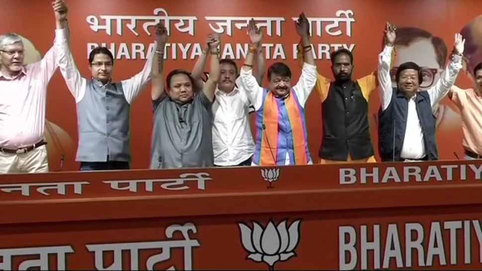 BJP ने दार्जिलिंग से आहलूवालिया का टिकट काटा, राजू सिंह बिष्ट के उम्मीदवार बनते ही मिली खुशखबरी