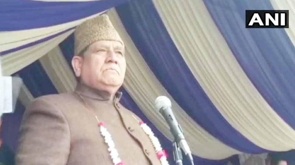 नेशनल कांफ्रेंस के नेता का दिखा 'पाकिस्तान प्रेम', कहा- 'मैं उनका आशिक हूं'