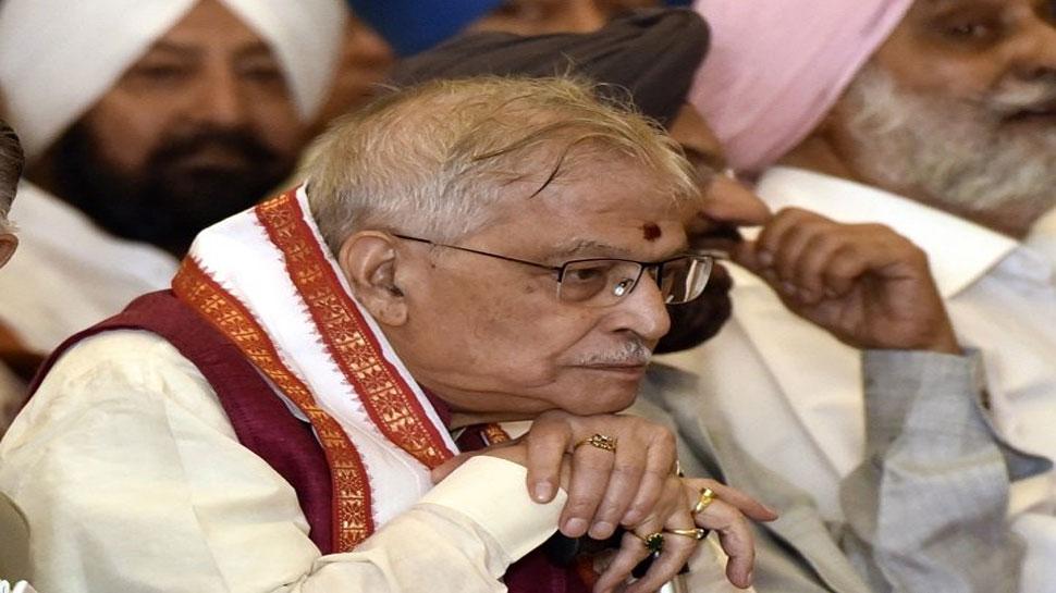 लोकसभा चुनाव 2019ः टिकट कटने से दुखी हैं मुरली मनोहर जोशी, कानपुर वालों को लिखा भावुक खत