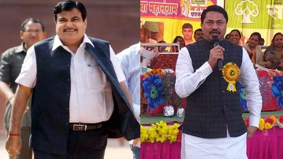 नागपुर लोकसभा सीटः नितिन गडकरी को टक्कर देने के लिए कांग्रेस ने उतारा बीजेपी का 'बागी'