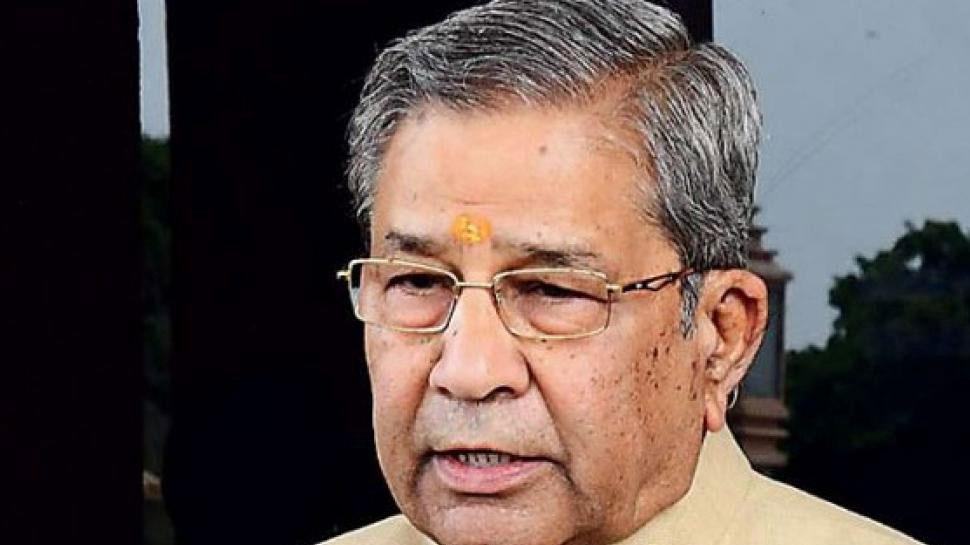 BJP को बड़ा झटका, दिग्गज नेता घनश्याम तिवाड़ी आज कांग्रेस में होंगे शामिल