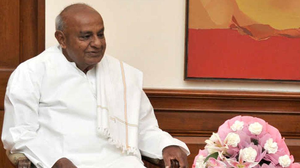 कर्नाटक की राजनीति का बड़ा नाम हैं H.D. देवगौड़ा, PM तक का सफर कर चुके हैं तय