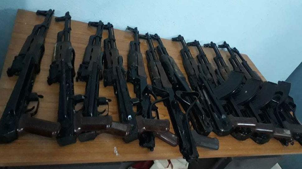 मुंगेर: अवैध हथियारों के साथ युवक गिरफ्तार, चुनाव से पहले हो रही थी तस्करी