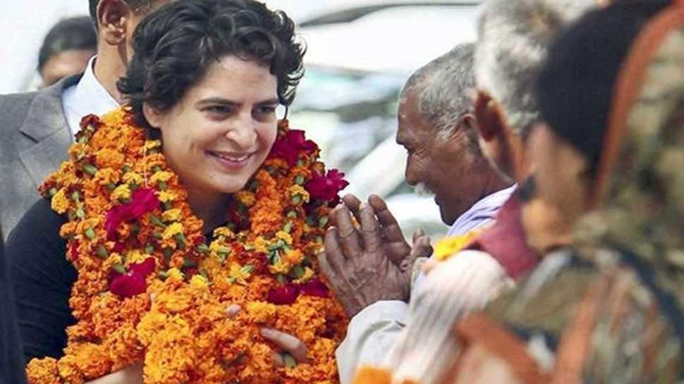 गरीब परिवारों को 72000 रुपये सालाना देने का वादा पूरा करके दिखाएगी कांग्रेस: प्रियंका