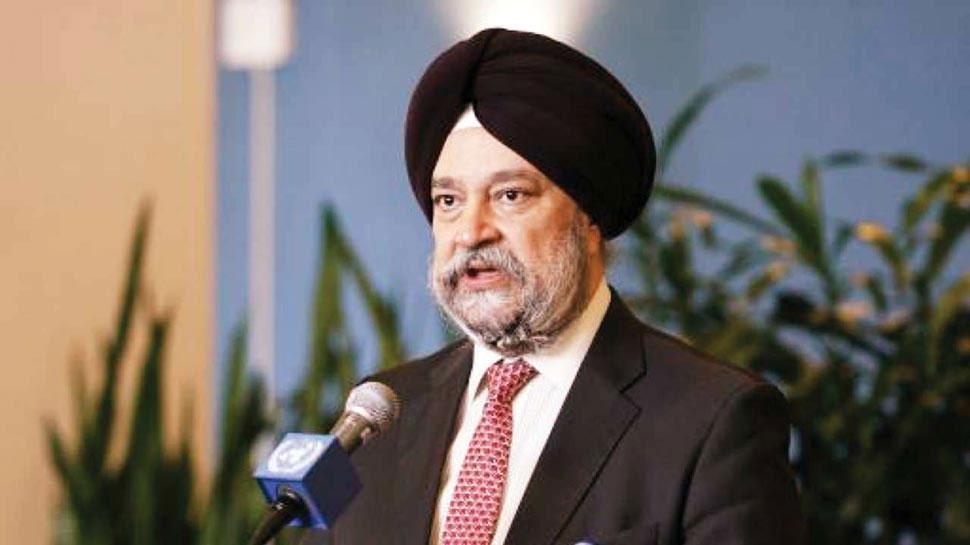 केंद्रीय मंत्री हरदीप सिंह पुरी बोले, 'स्मार्ट सिटी मिशन पर कांग्रेस के आरोप निराधार'