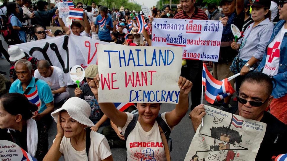 थाईलैंड: गठबंधन सरकार बनाने को एकजुट हुए राजनीतिक दल, 255 सांसदों का समर्थन का दावा