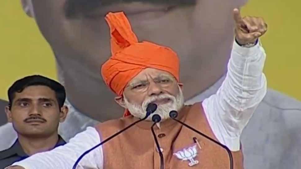 PM मोदी बोले-कान खोलकर सुन लें,भारत के खिलाफ उठाया गया एक भी कदम बहुत भारी पड़ेगा