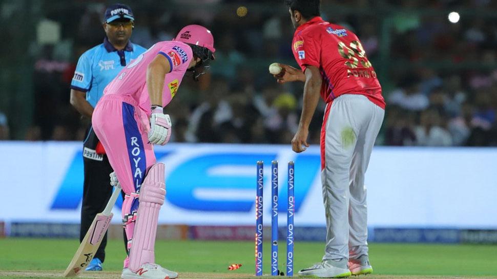 IPL 2019: 'अश्विन जैसे बड़े खिलाड़ी को मांकडिंग नहीं करना चाहिए था'