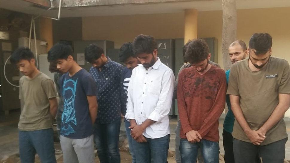 जयपुर: फर्जी अंतर्राष्ट्रीय कॉल सेंटर का हुआ खुलासा, भारत से USA में हो रही थी ठगी