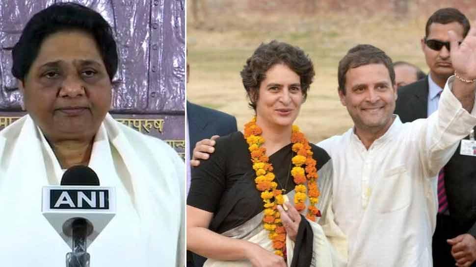 लोकसभा चुनाव 2019: क्या यूपी में बीएसपी का गेम बिगाड़ने में जुटी है कांग्रेस?