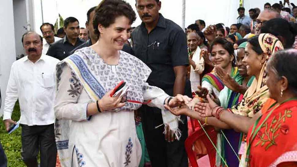 लोकसभा चुनाव 2019: आज अयोध्या आएंगीं प्रियंका गांधी, रामलला के दर्शन के लिए नहीं जाएंगीं
