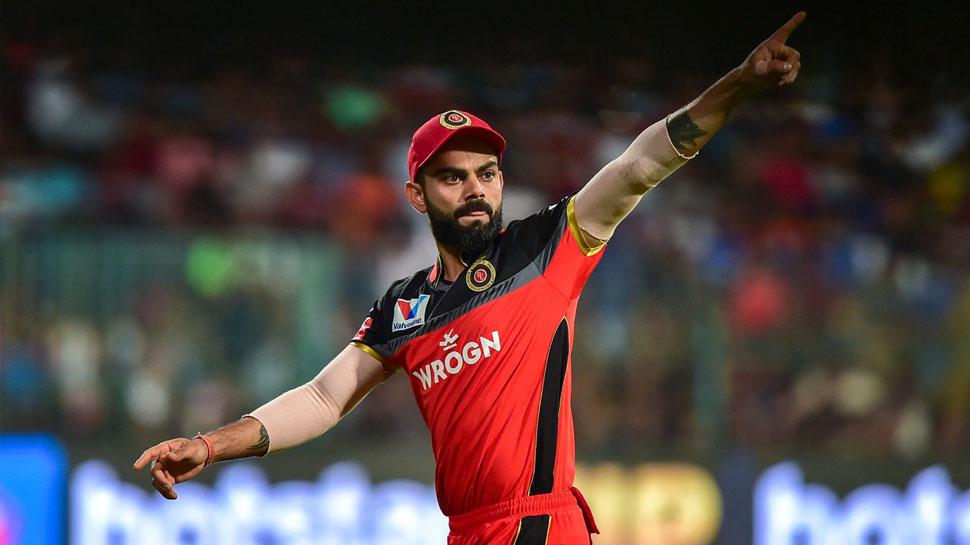 RCBvsMI: अंपायर के फैसले पर तमतमाए कोहली, कहा- 'हम IPL खेल रहे हैं, क्लब क्रिकेट नहीं'