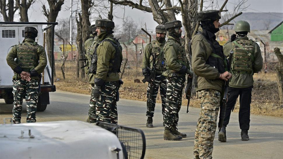 बडगाम: मुठभेड़ में सुरक्षाबलों ने दो आतंकियों को मार गिराया
