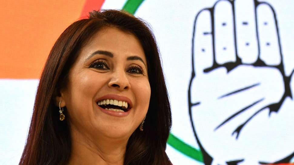 उर्मिला मातोंडकर को कांग्रेस ने दिया टिकट, मुंबई (नॉर्थ) से लड़ेंगी चुनाव