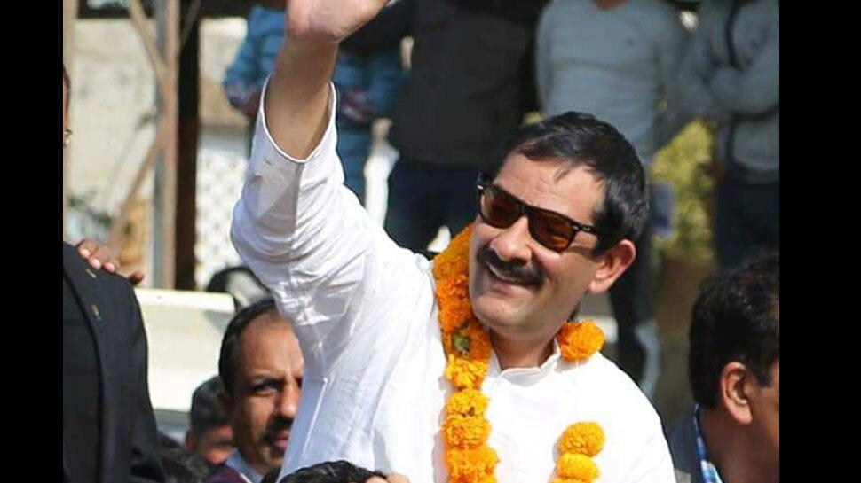 अलवर: कांग्रेस ने जितेंद्र सिंह पर लगाया दांव, पहले भी बीजेपी को दे चुके हैं चुनौती