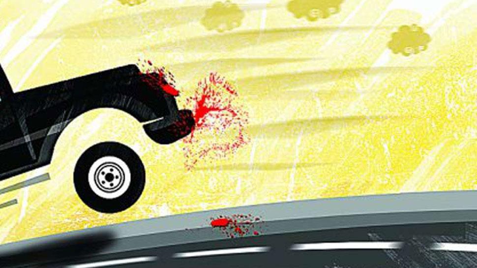 राजस्थान: तेज रफ्तार गाड़ी ने 5 साल की मासूम को कुचला, आरोपी चालक फरार