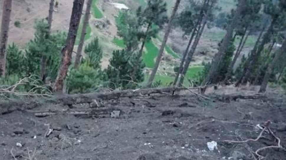 बालाकोट हमले के महीने भर बाद 'सबूत मिटा कर' पाकिस्तान ने मीडिया को कैम्प दिखाया