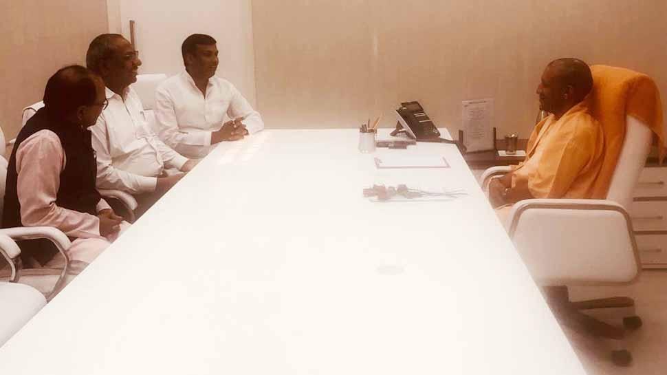 यूपी में महागठबंधन काे लगा झटका, सपा से अलग हुई निषाद पार्टी, BJP से हाथ मिलाने की तैयारी