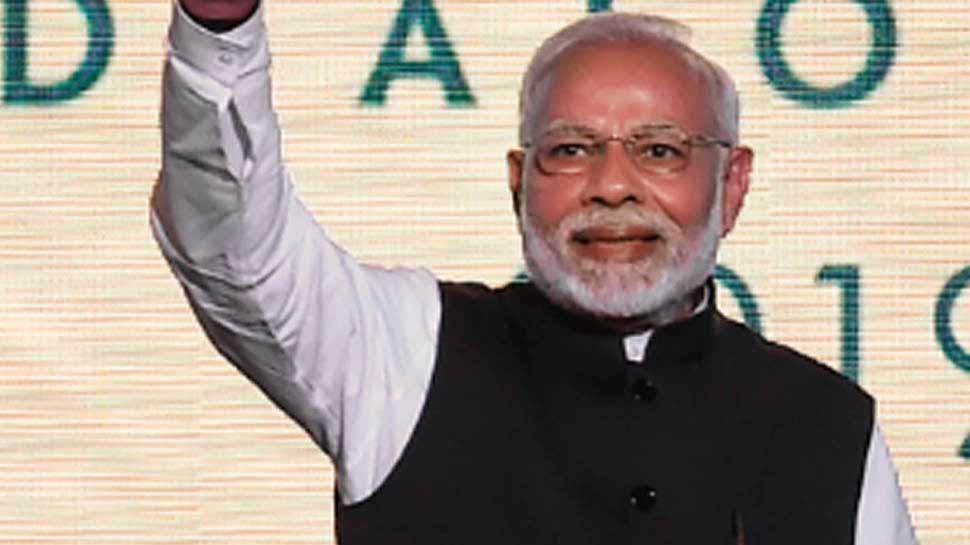 पीएम नरेंद्र मोदी के 'मैं भी चौकीदार' कार्यक्रम में शामिल होंगे BJP के वरिष्ठ नेता