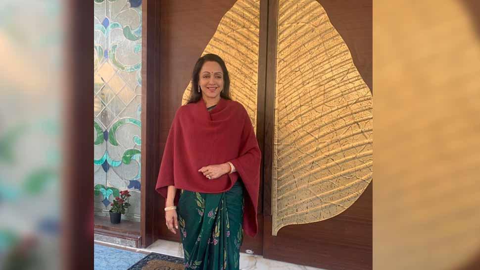 PM मोदी के अलावा किसी और का सत्ता में आना देश के लिए खतरनाक: हेमा मालिनी