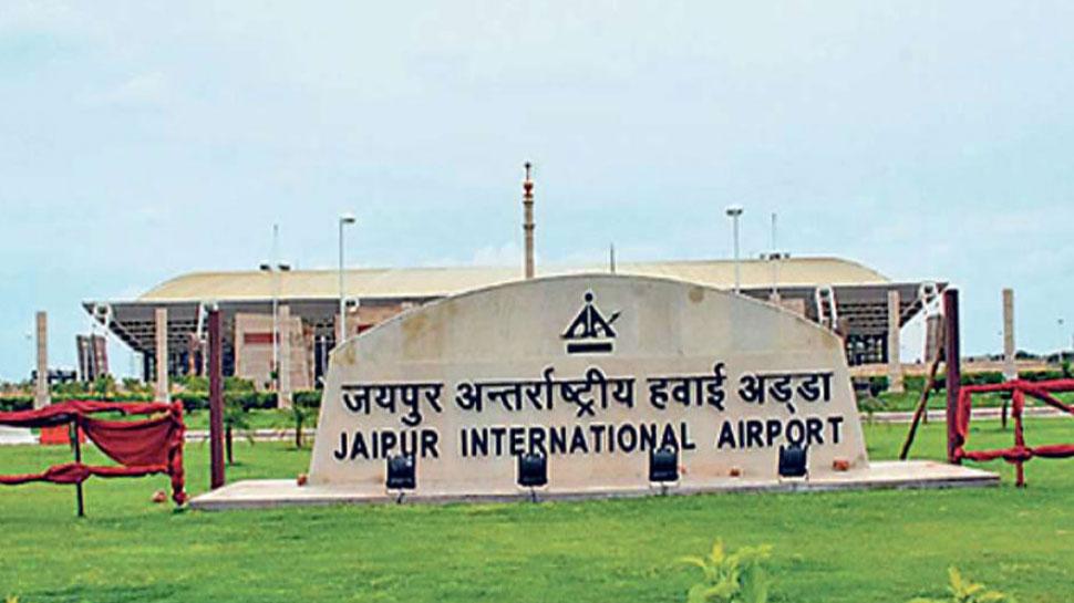 राजस्थान: जयपुर कस्टम विभाग ने एयरपोर्ट पर पकड़ा 670 ग्राम तस्करी का सोना