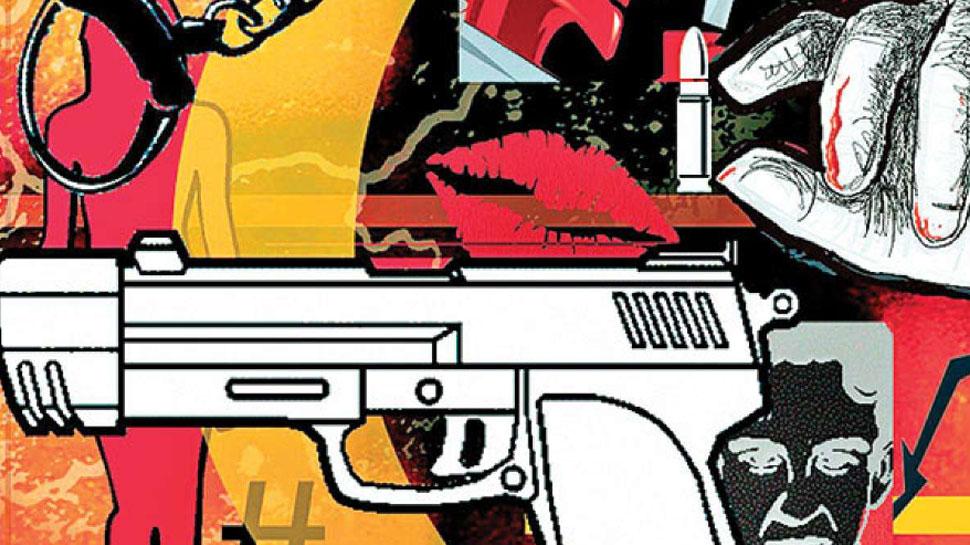 अलवर: अंतरराज्जीय हथियार तस्करों को पुलिस ने किया गिरफ्तार, हथियार, कारतूस बरामद