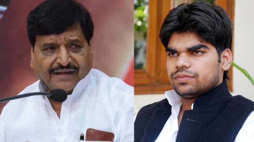 अक्षय ने मांगा चाचा शिवपाल से आशीर्वाद, कहा, 'एक को CM बनाया, दूसरा भतीजा भी चुनाव लड़ रहा है'
