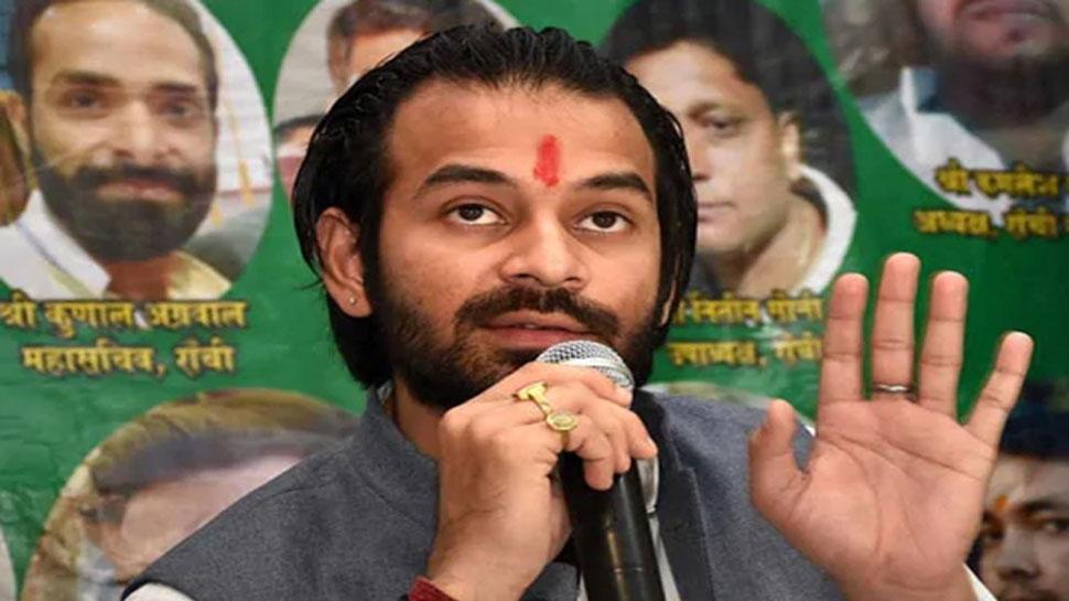 लालू परिवार में फूट, तेजप्रताप ने जहानाबाद सीट से अपनी ही पार्टी के उम्मीदवार के खिलाफ उतारा प्रत्याशी