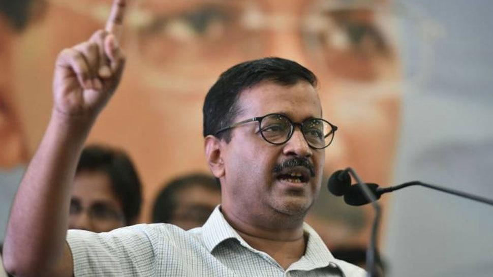 अरविंद केजरीवाल का मनोज तिवारी पर बड़ा हमला, बोले- वह वोट मांगने आएं तो उन्हें घर में न घुसने दें