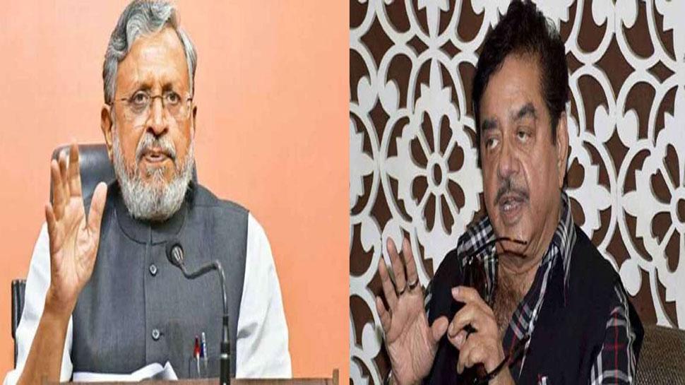 शत्रुघ्न सिन्हा क्या पटना साहिब में BJP को राष्ट्रपति ट्रंप भी नहीं हरा सकतेः सुशील मोदी