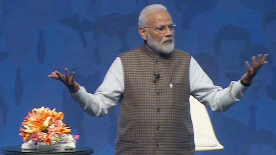 बालाकोट पर बोले PM मोदी, 'आतंकवाद जहां से कंट्रोल होता है खेल वहीं खेला जाना चाहिये'