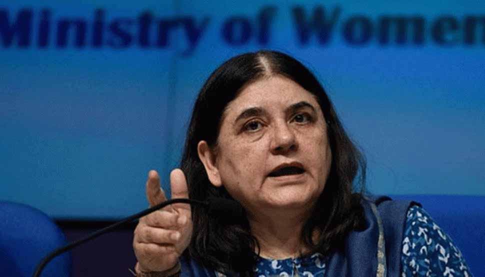 मेनका गांधी बोलीं-दोनों सीटों से हारेंगे राहुल, प्रियंका वाराणसी से लड़ीं तो जीत नहीं पाएंगीं