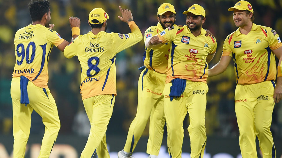 IPL 2019, CSKvRR: राजस्थान की 8 रन से हार, चेन्नई ने लगातार तीसरा मैच जीता