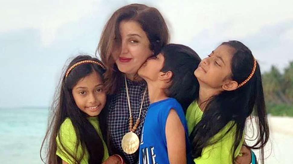 इस बात ने फराह खान को किया इमोशनल, बोलीं- 'मां बनने के बाद बदल जाता है नजरिया'