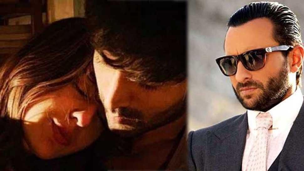 VIDEO: सैफ अली खान के इस गाने पर थिरके कार्तिक आर्यन, सारा को किया MISS