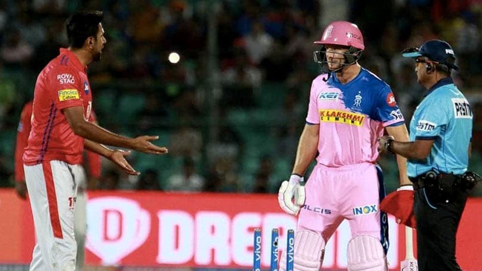 IPL 2019: खत्म नहीं हो रही 'मांकडिंग' पर बहस, अब जोस बटलर ने दिया बड़ा बयान