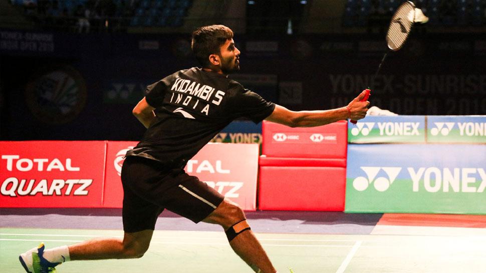 Badminton: श्रीकांत मलेशिया ओपन के क्वार्टर फाइनल में पहुंचे, पीवी सिंधु बाहर