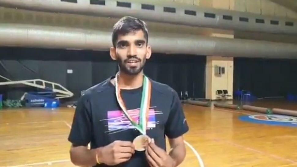Badminton: किदांबी श्रीकांत कड़े संघर्ष के बाद क्वार्टर फाइनल में हारे